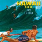 Hawaii Bound Travel Posters 2020 Wall Calendar
