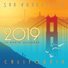 San Francisco Wall Calendar