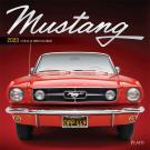 Mustangs 2020 Wall Calendar