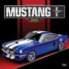 Mustang 2020 Wall Calendar