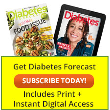 Get Diabetes Forecast Image
