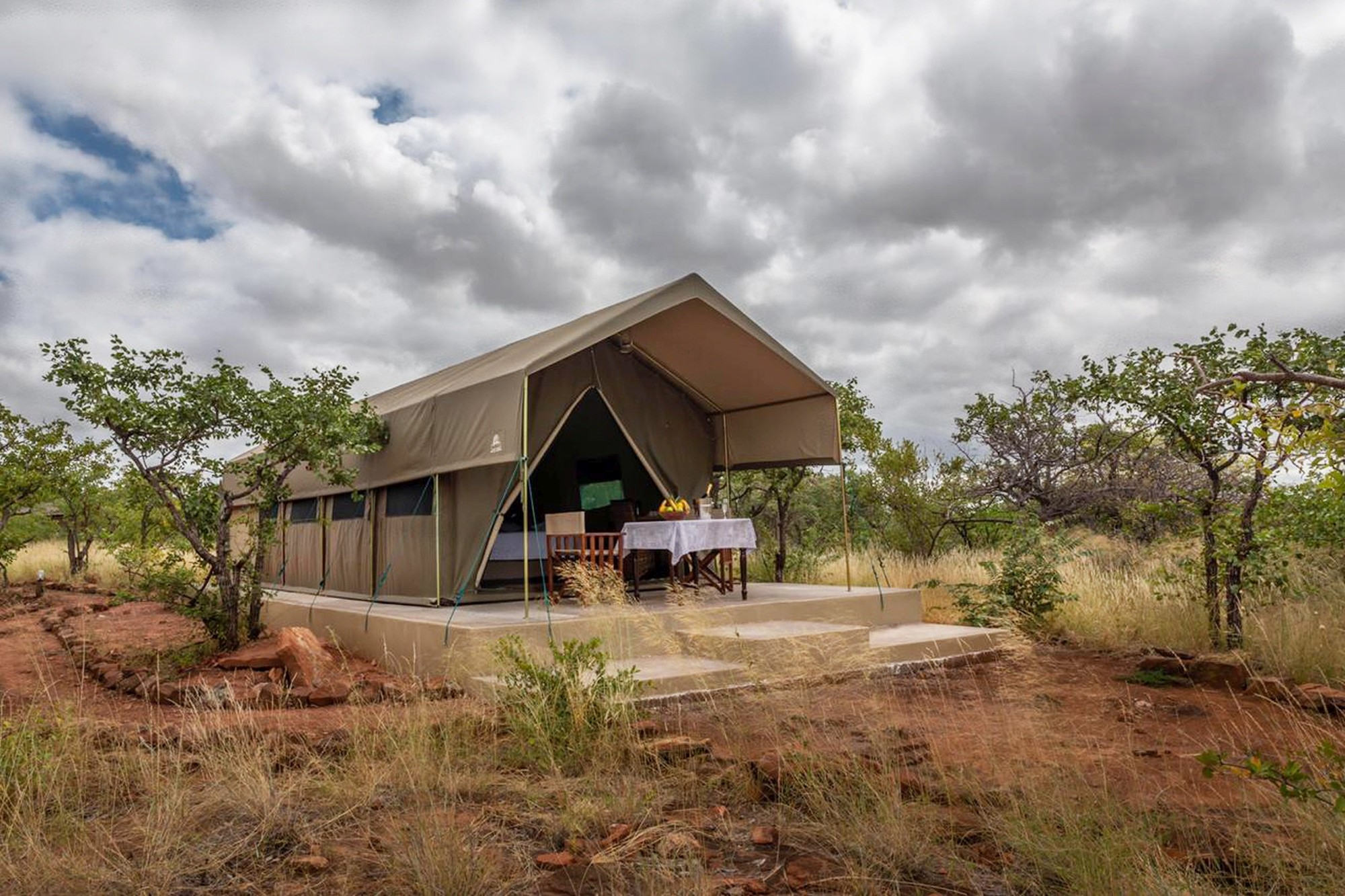 Luxury camps in Musina
