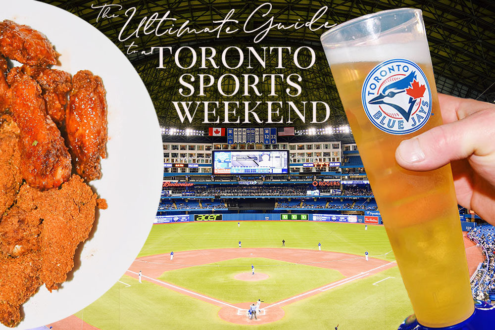 The Ultimate Guide To A Toronto Sports Weekend @seattlestravels