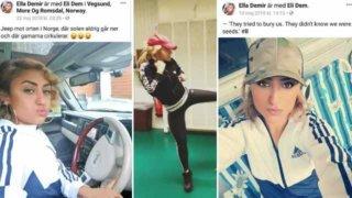 Här är Aftonbladets bombkvinna: vänsterextremist och polishatare