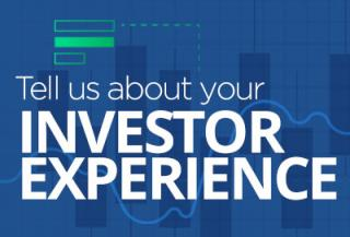 Tell us about your investor experience graphic