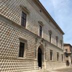 Palazzo Diamanti di Ferrara entra nelle convenzioni di Igersitalia