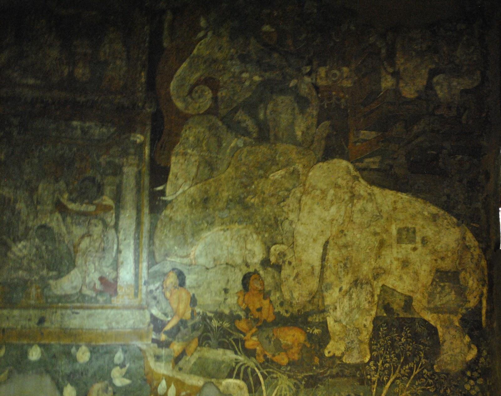 Image result for cave 17 matriposhaka jataka