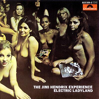 Jimi Henrix - Electric Ladyland