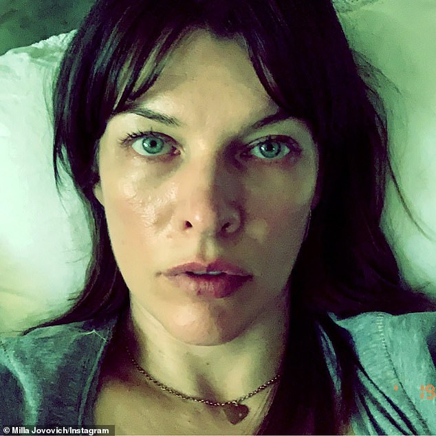 Milla speaks out:Milla opened up about her harrowing abortion story in an Instagram post last week as she spoke out against the restrictive bans being passed in Alabama, Ohio, and Georgia