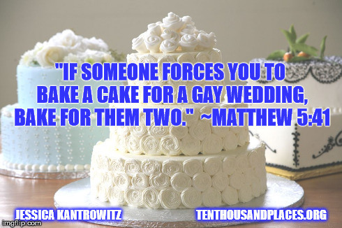 Bake for them two Go the extra mile