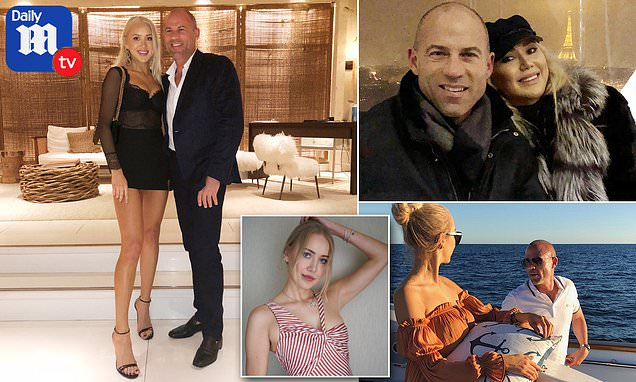 Michael Avenatti told his aspiring actress ex-girlfriend, 25, of his dreams to become