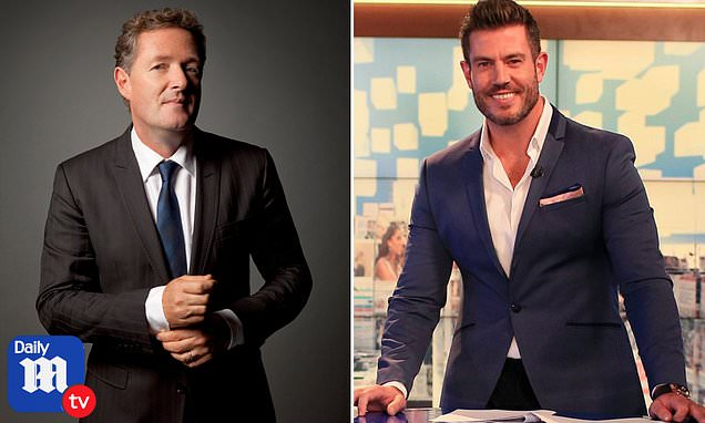 Piers Morgan to guest host two-time Daytime Emmy nominated DailyMailTV on Thursday and