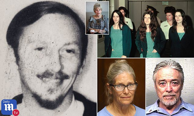 Cousin of Manson murder victim issues plea to keep killer in jail