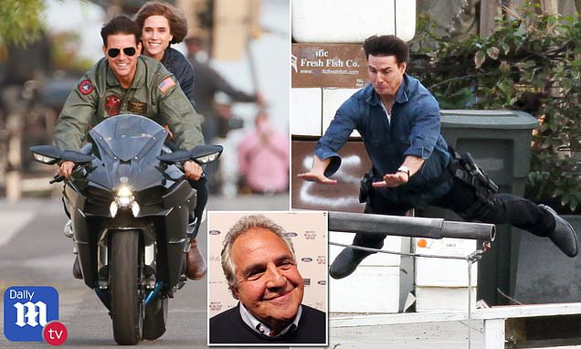 Tom Cruise insists on doing his own stunt work as he delays filming of Top Gun sequel