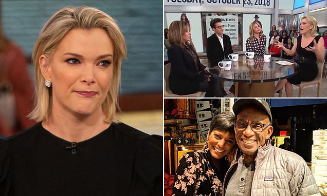 Black employees at NBC hurt that Megyn Kelly is playing #MeToo card to collect her $69M