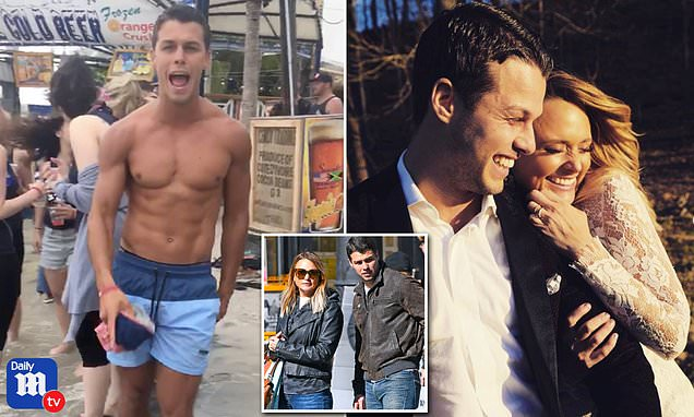 Steamy video of Miranda Lambert's new husband shows him dancing shirtless
