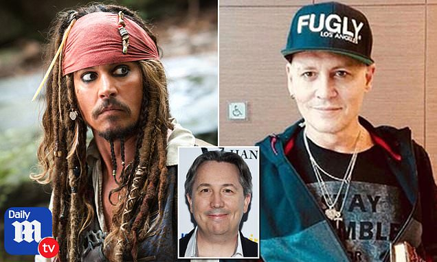Johnny Depp is OUT as Jack Sparrow in Disney's Pirates of the Caribbean film franchise