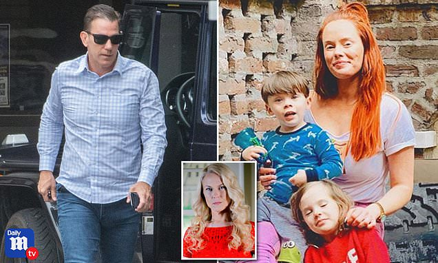 Thomas Ravenel 'offered Uber driver $500 to wipe cocaine off him', court papers claim