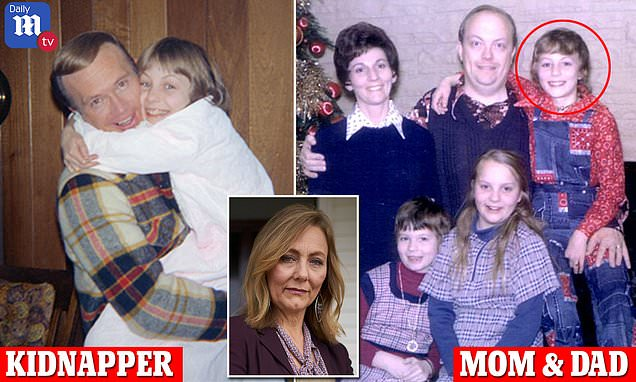 Woman 'Abducted in Plain Sight' says she forgives her parents for having affair with