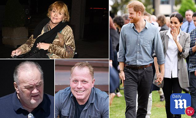 Meghan Markle's sister Samantha says royal baby news changes everything