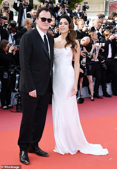 Mr and Mrs: Tarantino and Pick met back in 2009 while the director was promoting his film Inglorious Basterds but didn't start their relationship until around 2016