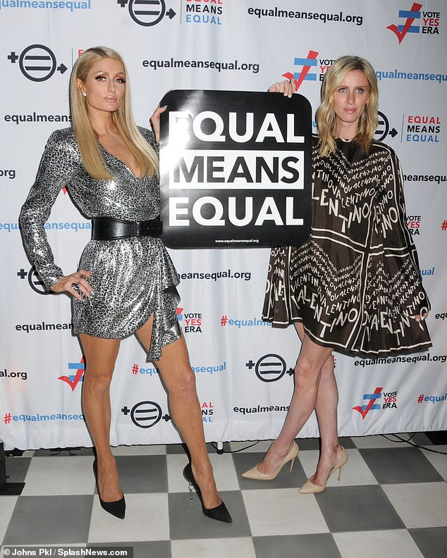 Important cause: Equal Means Equal is a groundbreaking exploration of gender inequality in the USA