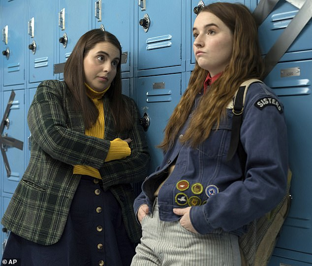 Lead roles: Olivia's first directional film, Booksmart, will star Beanie Feldstein and Kaitlyn Dever