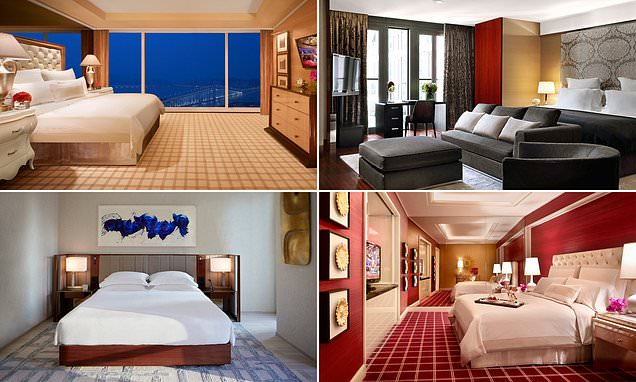 Forbes Travel Guide reveals the world's best hotel rooms for 2019