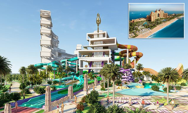 Dubai Atlantis Aquaventure set to become one of the biggest water parks in world with 12