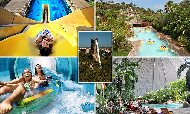The world's best water parks revealed, from Orlando to Dubai