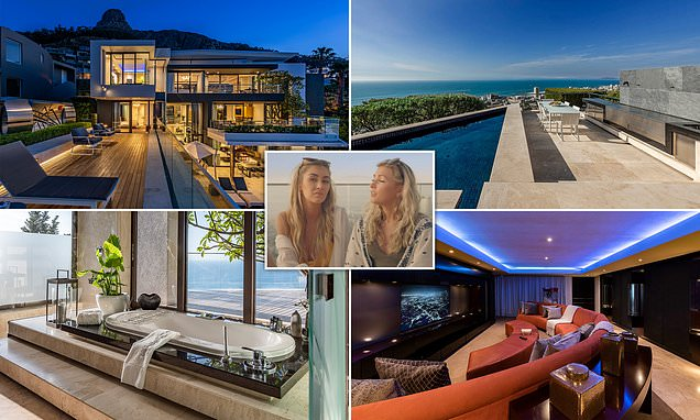 Inside the £8.4k-a-night luxury Cape Town villa that featured in the latest Made in