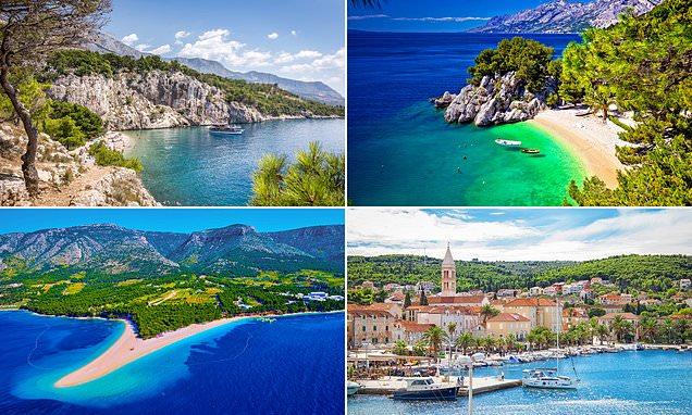 Croatia's best secluded beaches revealed