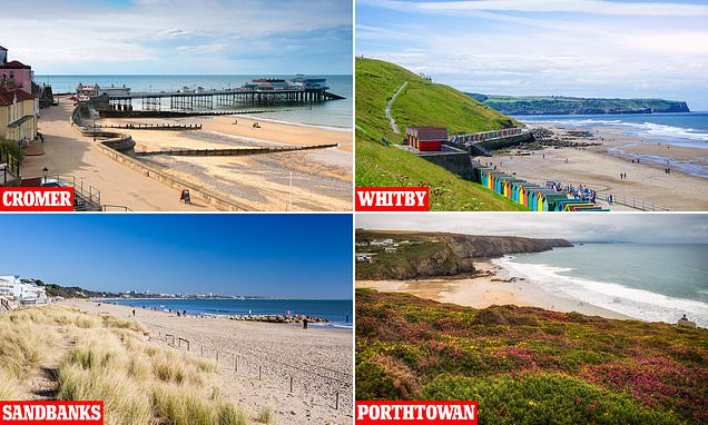 England's Blue Flag beaches for 2019 revealed and they include Cleethorpes and Exmouth