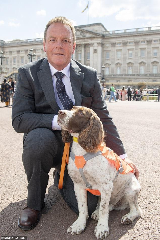 Joined by another spaniel, Paddy, Mr Irving began logging their adventures in the Cumbrian countryside, with the help of his wife, Angela. Now more than 81,000 people, as far afield as Japan and Brazil, follow their Facebook site called Max Out In The Lake District