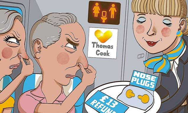 ASK TONY:We paid Thomas Cook £40 to pick our seats but ended up by the loos