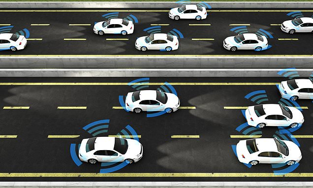 Driverless cars improve traffic flow by more than a third, says Cambridge study