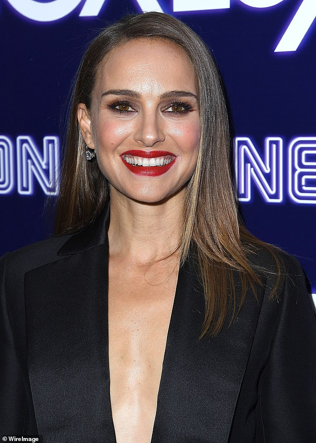 'Inappropriate': Now Miss Portman has hit back at the claims, saying the pair did not date and that Moby - a vegan musician whose records include the 1999 album Play, which spawned eight hit singles - was an 'inappropriate' older man