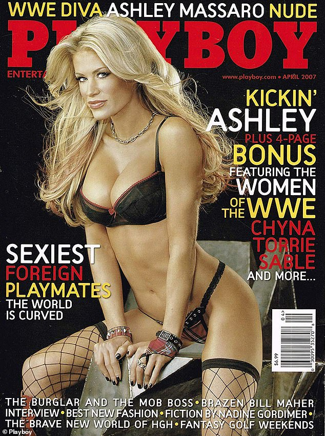 'She performed in WWE from 2005 to 2008 and was also a Playboy model