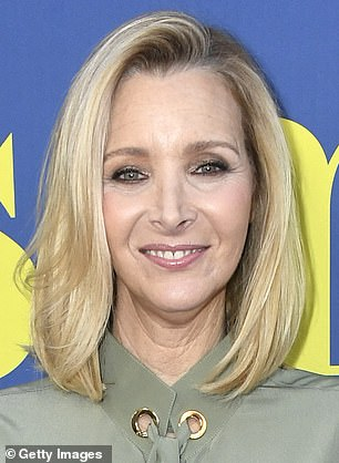 Honest: The 55-year-old actress (pictured recently), who played the role of Phoebe Buffay on the sitcom, said there was a time when she was 'too thin', which caused her to be 'sick all the time'