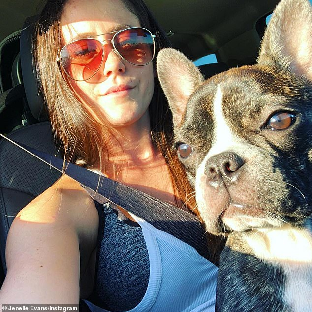RIP: McKee's pet scandal came as MTV is searching for a replacement for Jenelle Evans, whom they fired May 7 after her husband David Eason gunned down their French Bulldog Nugget