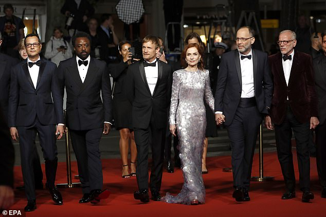 Crew: Also in attendance was screenwriter Mauricio Zacharias, actors Ariyon Bakare and Pascal Greggory, and the film's director Ira Sachs