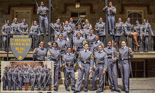 West Point will celebrate their most diverse graduating class ever with 34 African