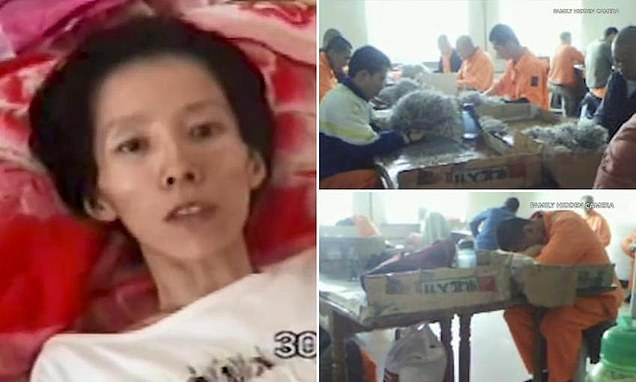 Undercover video shows brutal treatment of Falun Gong practitioners inside Chinese labor