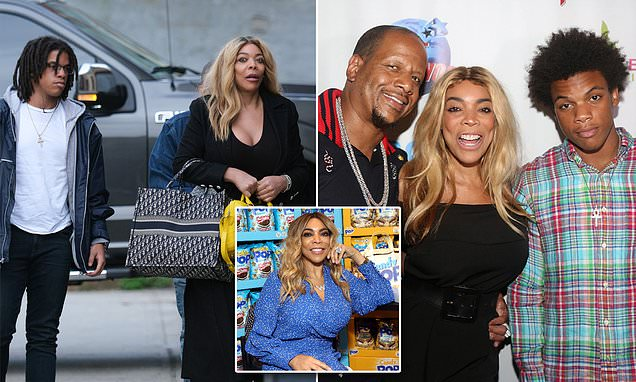 Wendy Williams' son is arrested after 'punching dad Kevin Hunter in the nose'