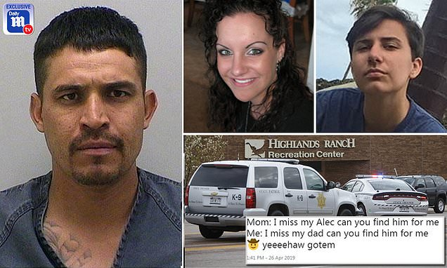 Father of Colorado school shooter Alec McKinney is serial felon and illegal immigrant