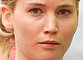 Makeup-free J.Law displays flawless skin in rainy NYC