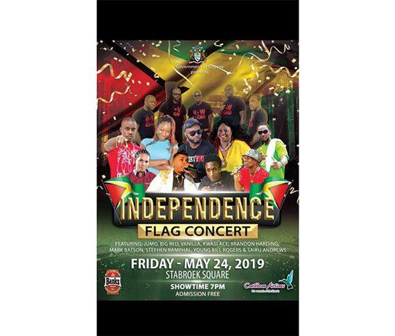 Independence Celebration starts from tonight
