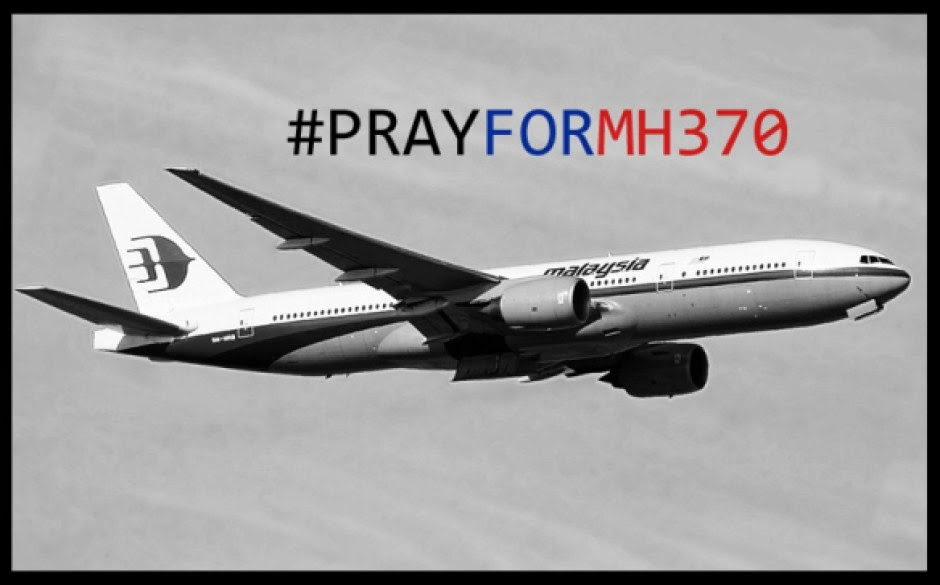 #Pray4Mh370, MH370, Missing, Malaysia Airlines