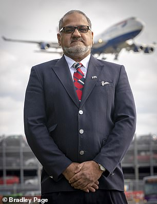 BA Whistleblower Nick Singhalleges the company failed to deal properly with incidents including a BA pilot calling him 'a dirty black P***'