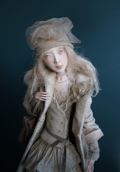 One of My Friends doll by Anna Zueva